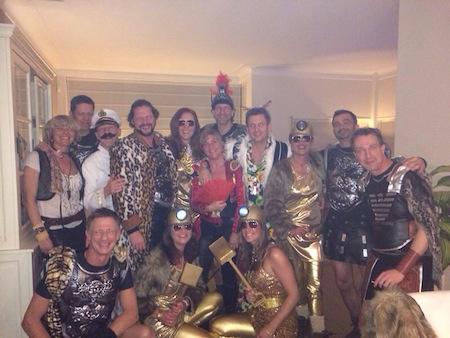 Carnival 2014: Gladiators & Gold-diggers