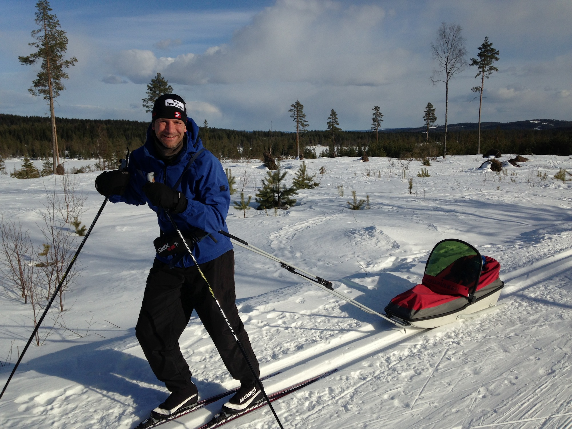 raymondpoort com » Blog Archive Cross Country skiing   in