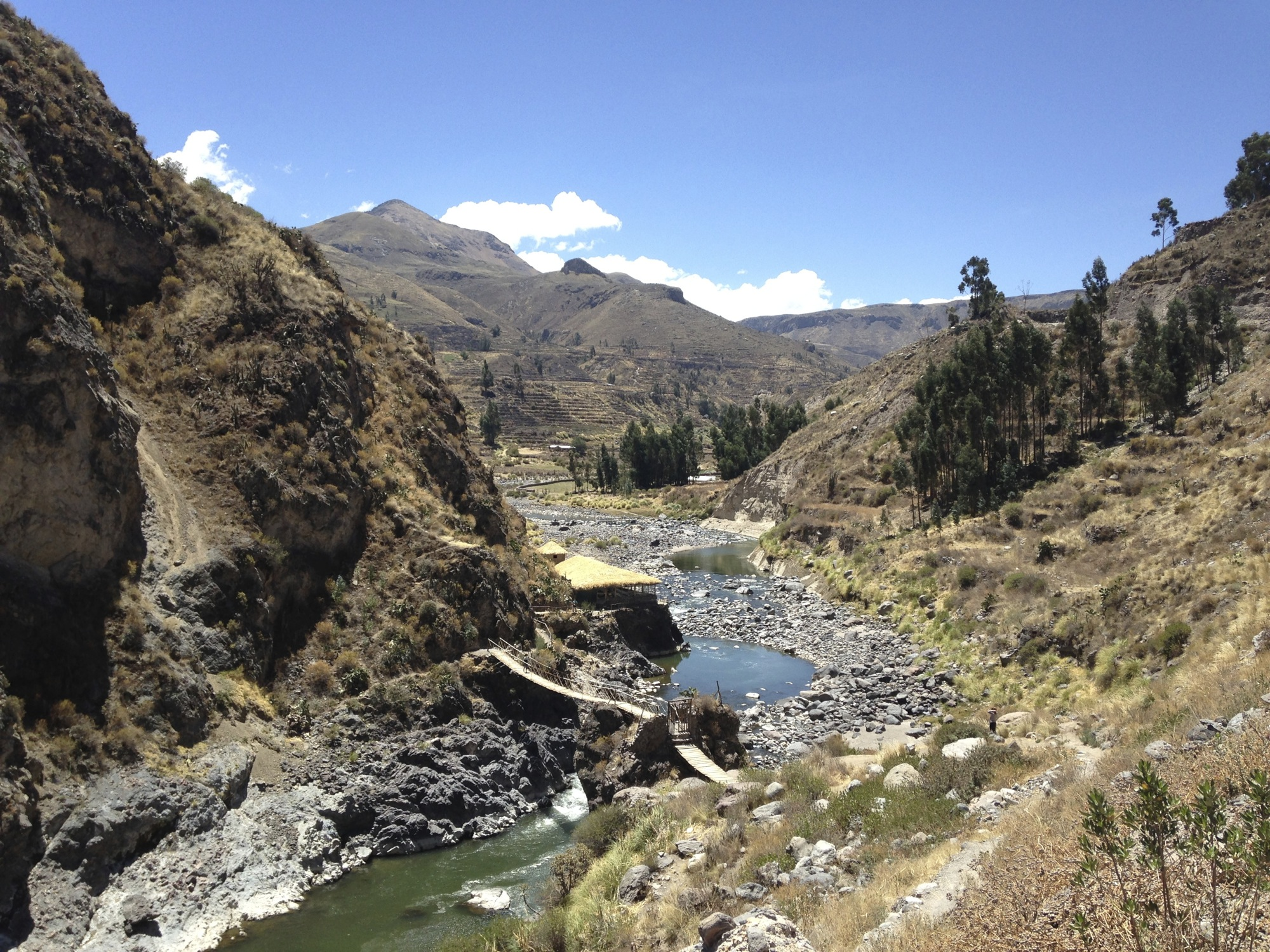 Colca Canyon Tour From Arequipa To Puno