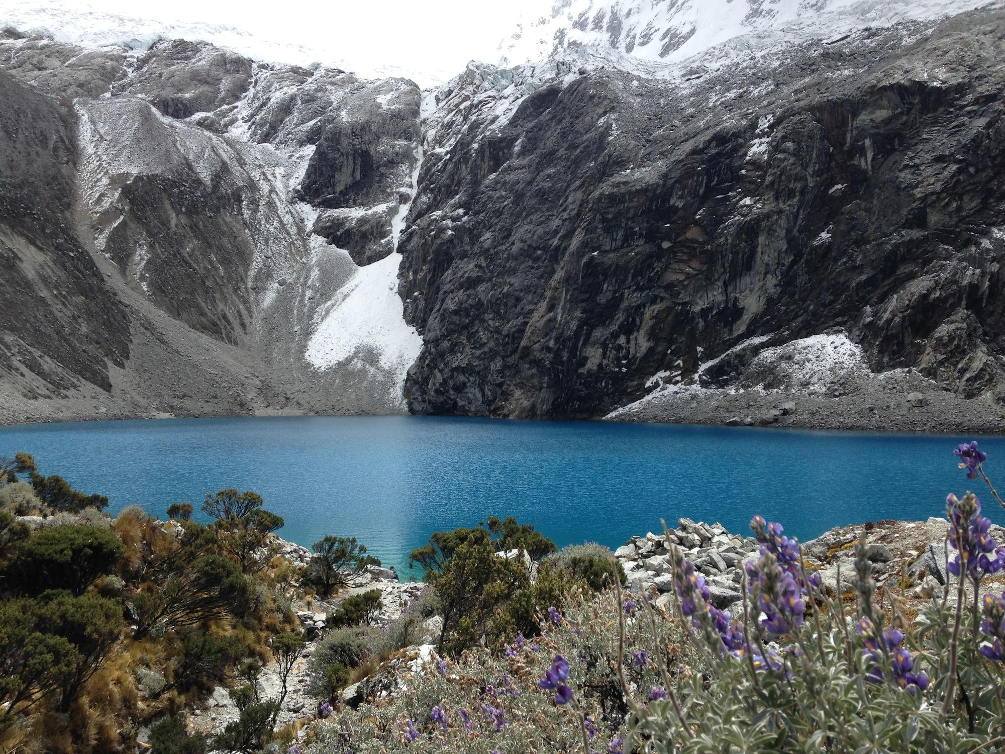 Raymondpoort Com  U00bb Blog Archive Peru  Hiking The Andes