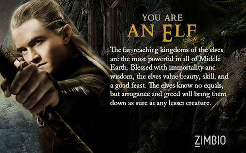 Personality Quiz Which Lord Of The Rings Character Are You